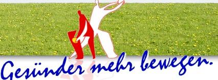 Logo Gesünder mehr bewegen